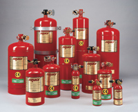 Fireboy Automatic Fire Extinguishing Systems
