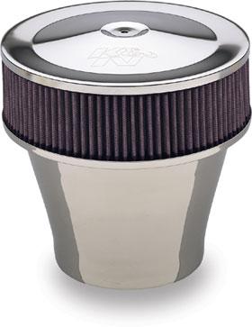 K&N Air Filter/Flame Arrestors